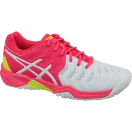 Tennissko Asics Gel-Resolution 7 Gs Jr C700Y-116 pink