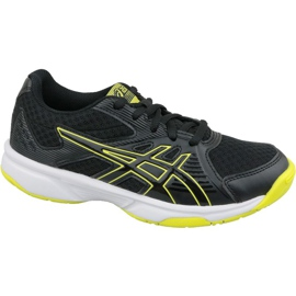 Volleyballsko Asics Upcourt 3 Gs Jr 1074A005-003