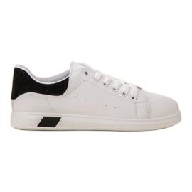 Ideal Shoes hvid Kvinder Sportsko