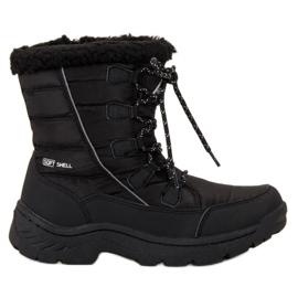 Arrigo Bello sort Varmt sne støvler