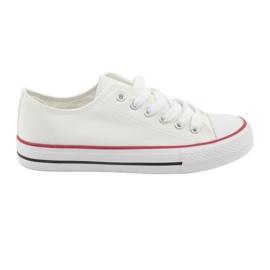 Hvide sneakers Atletico CNSD-1 hvid