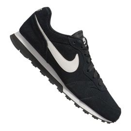 Sort Nike Md Runner 2 Suede M AQ9211-004 sko