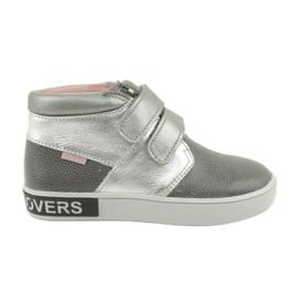 Mazurek FashionLovers grå-sølvstøvler