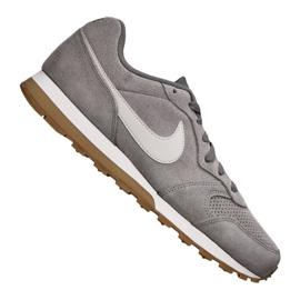 Grå Nike Md Runner 2 Suede M AQ9211-002 sko