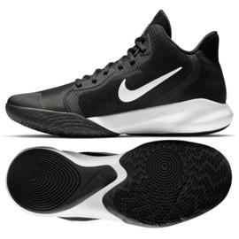 Nike Precision Iii M AQ7495 002 basketballsko sort