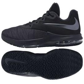 Nike Air Max Infuriate Iii Low WM AJ5898 007 sko sort