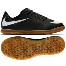 Nike Bravatax Ii Ic Jr 844438 001 sko sort