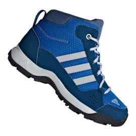 Blå Adidas Hyperhiker K Jr G27790 sko