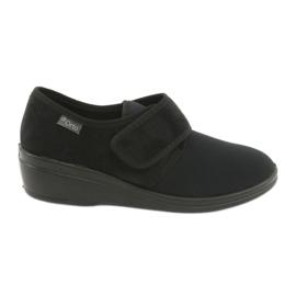 Befado kvinders sko pu 033D002 sort