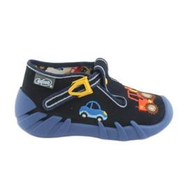 Navy Befado børns sko 110P347