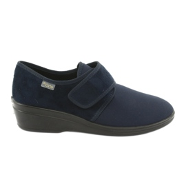 Navy Befado kvinders sko pu 033D001