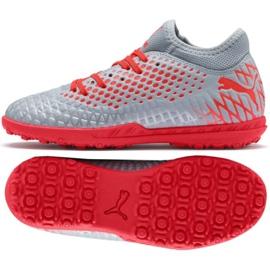 Puma Futrure 4.4 Tt Jr 105699 01 sko grå