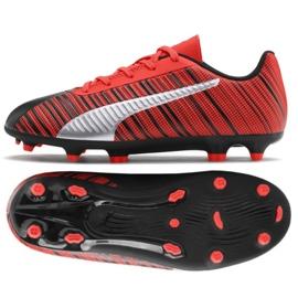 Puma One 5.4 Fg Ag M 105660 01 sko rød
