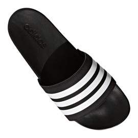 Sort Adidas Adilette Comfort M AP9971 hjemmesko
