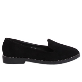 Sort loafers N90 Sort