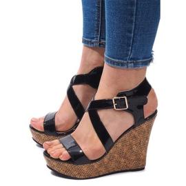 Kile sandaler S260 Sort
