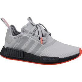 Grå Adidas NMD_R1 M F35882 sko