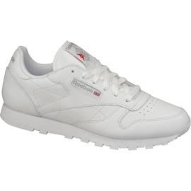 Reebok Classic Leather W 2232 sko hvid