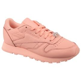 Reebok Classic Leather W BS7912 sko pink