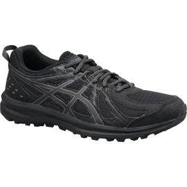 Sort Asics Frequent Trail W 1012A022-001 løbesko