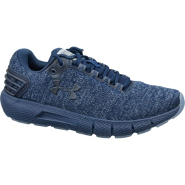 Navy Under Armour Charged Rogue Twist Ice M 3022674-400 løbesko