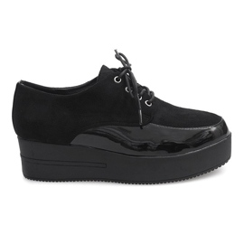 Boots Creepers On Platform MJ1358 Sort