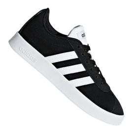 Adidas Vl Court 2.0 Jr DB1827 sko sort