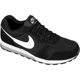 Nike Sportswear Md Runner 2 Jr 807316-001 sko sort