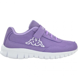 Kappa Følg Jr 260604K 2310 sko lilla