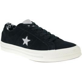 Converse One Star M C160584C sko sort