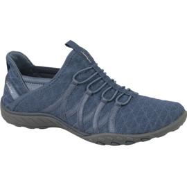 Skechers Breathe Easy W 23048-SLT sko blå