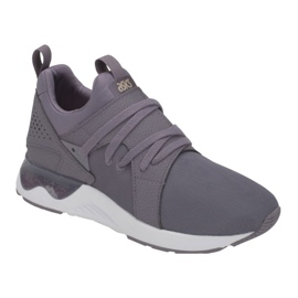 Grå Asics Gel-Lyte V Sanze Gs Jr 1194A004-500 sko