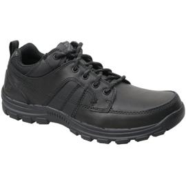 Sort Skechers Braver Ralson W 65580-BLK sko