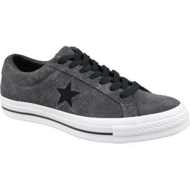Converse One Star Shoes M 163247C grå