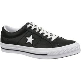 Converse Sko One Star Ox 163385C sort