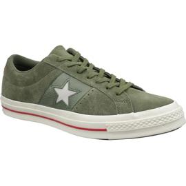 Converse One Star Shoes 163198C grøn