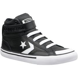 Sort Converse Pro Blaze Strap Hi Jr 663608C sko