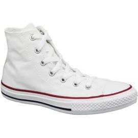 Hvid Converse Chuck Taylor All Star Jr 3J253C sko