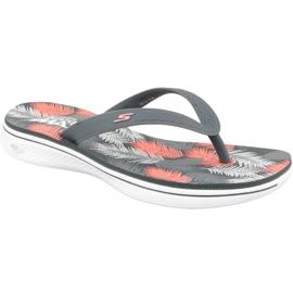Flip-flops Skechers H2 Goga W 14680-CCCL flerfarvede