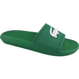 Lacoste Croco Slide 119 1 M hjemmesko 737CMA00181R7 grøn