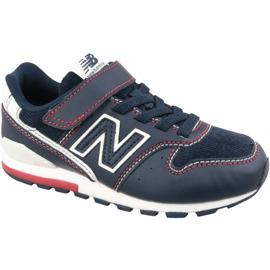 New Balance Jr YV996BB sko sort