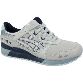 Grå Asics Gel-Lyte Iii M 1191A201-020 sko