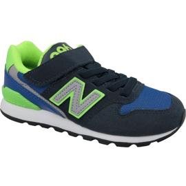 New Balance Jr YV996DN sko