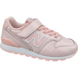 New Balance Jr YV996GB sko pink