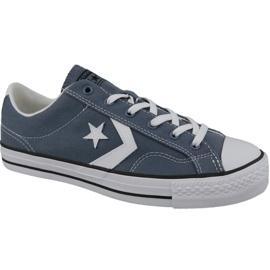 Converse Player Star Ox M 160557C sko blå