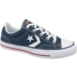 Converse Star Player Ox U 144150C sko navy