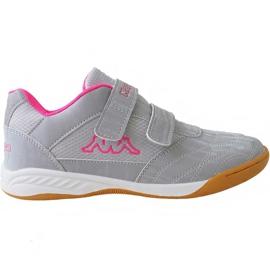 Kappa Kickoff T Jr 260509T 1522 sko grå