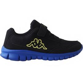 Sort Kappa Følg Bc Kids 260634K 1160 sko