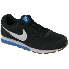 Nike Md Runner Gs W 807316-007 sko sort
