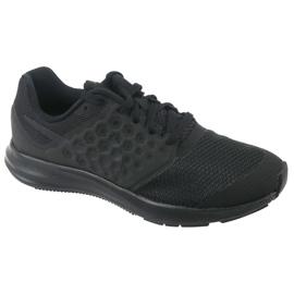 Sort Nike Downshifter 7 Gs W 869969-004